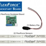 FlexiForce Quickstart Board